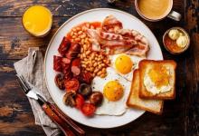 曼彻斯特美食图片-英式早餐