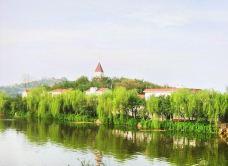 玉龙湖风景区-泸县-半把刀
