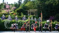 侗族情景音乐剧《行歌·玩月》