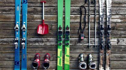 棋盘山滑雪场01