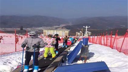鳌山滑雪场 (8)