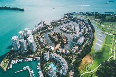 圣淘沙岛-新加坡-是条胳膊