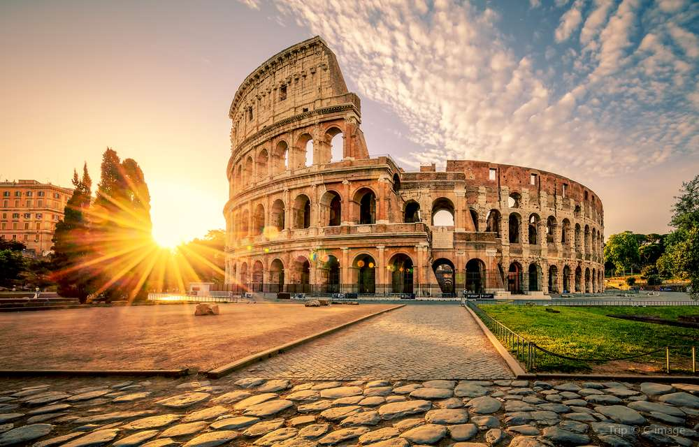 Colosseum, Roman Forum and Palatine Hill Entrance Ticket in Rome