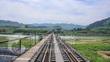 鸭绿江国境铁路大桥