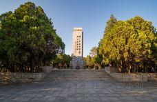 塔山烈士纪念塔-葫芦岛-宫小剑