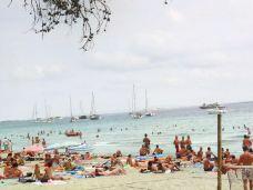 Playa Talamanca-伊维萨