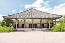 元兴寺-奈良-尊敬的会员