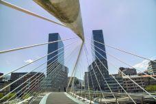 毕尔巴鄂步行桥-毕尔巴鄂-尊敬的会员