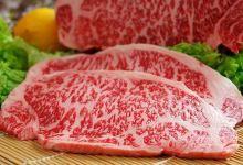 那霸美食图片-石垣牛肉
