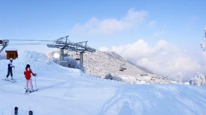 九鼎山太子岭滑雪场3
