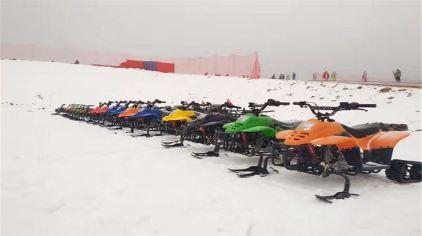 鳌山滑雪场 (7)
