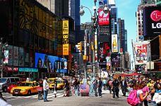 百老汇大道-纽约-doris圈圈