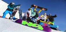 盘山滑雪场-蓟州区-doris圈圈