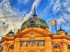 澳大利亚墨尔本特色建筑1日旅拍