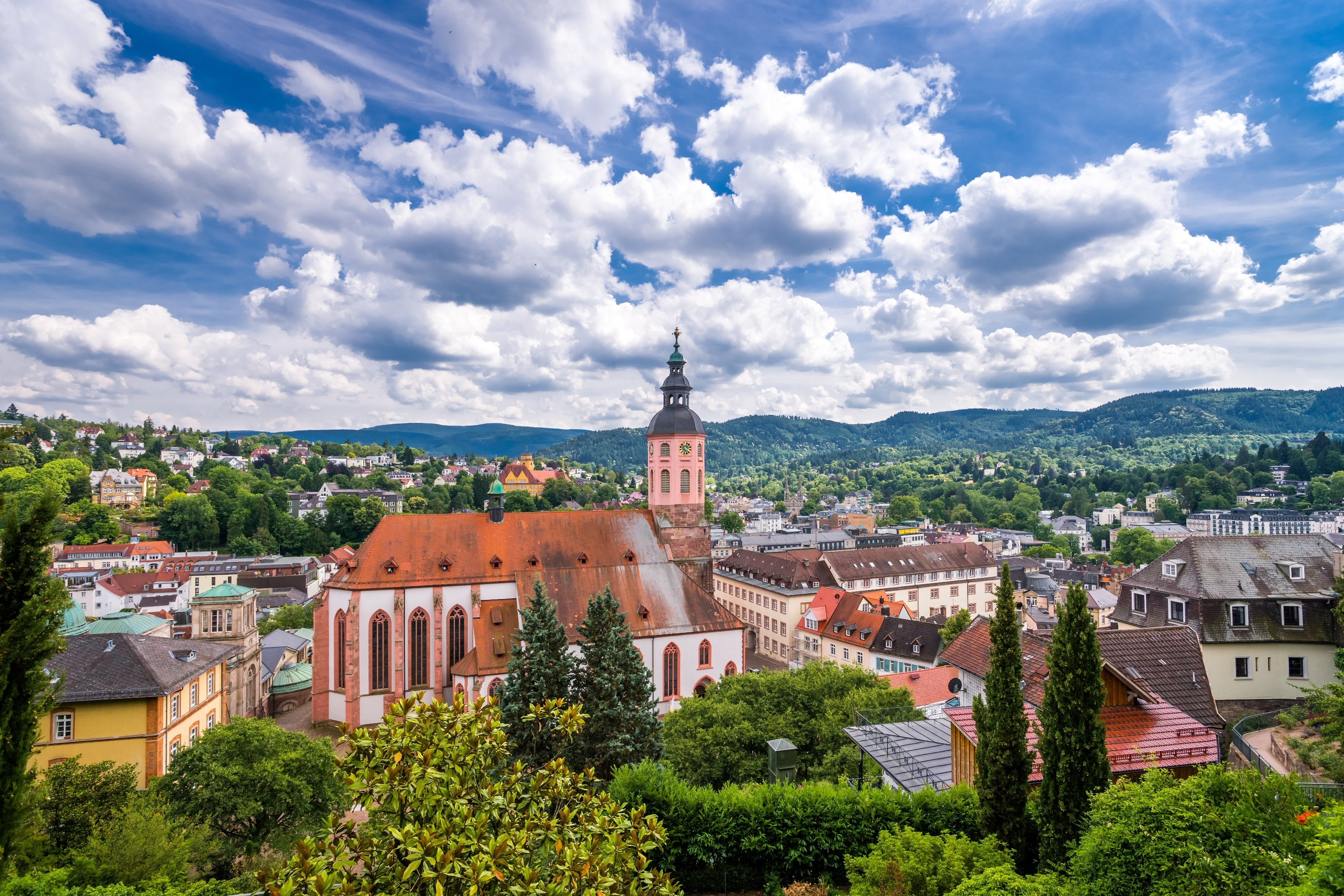 Full-day trip to Baden-Baden and the Black Forest from Frankfurt