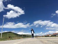 那达慕文化广场-河南蒙古族自治县-M30****8174
