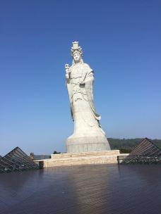 妈祖巨石像-马祖-真诚7577