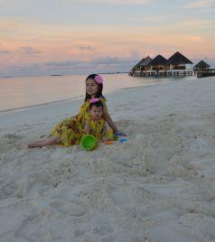 密度帕茹岛游记图文-马尔代夫meedhupparu-带16个月宝宝说走就走的旅行