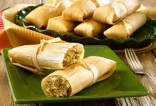 利马美食图片-Tamales