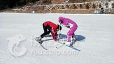 绿水尖滑雪场