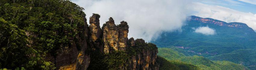 澳洲-悉尼蓝山国家公园2