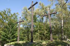 三个十字架瞭望亭-卡罗维发利-迷路人忆