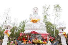 灵山寺-敦化-一个大橙子