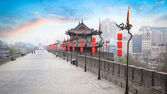 Xi'an City Walls Admission Ticket