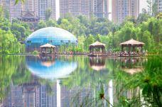 秀湖公园-璧山区-doris圈圈