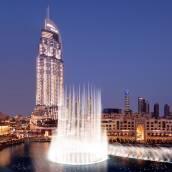 迪拜市中心地標酒店