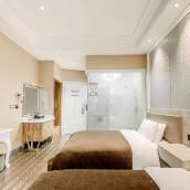 克拉瑪依水木花都主題酒店