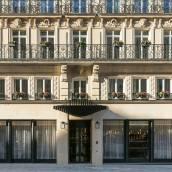 巴黎盧浮新橋安珀酒店