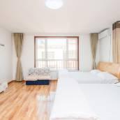 青島海邊藍天家庭公寓