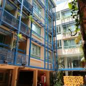 曼谷是隆康威花園酒店