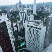吉隆坡亞洲奢華套房 @ 雙峰塔沃塔克斯公寓