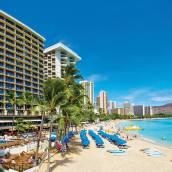 奧瑞格威基基海灘度假酒店