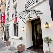 西波特巴黎佩爾酒店-拉雪茲共和廣場