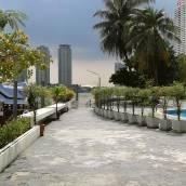 曼谷班沙頓河濱公寓式酒店
