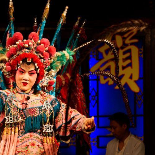Sichuan Opera at Shufengyayun Ticket