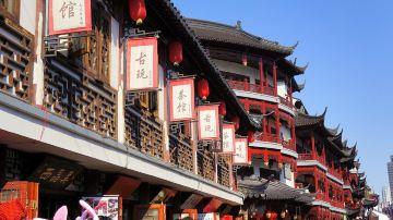 上海老街_
