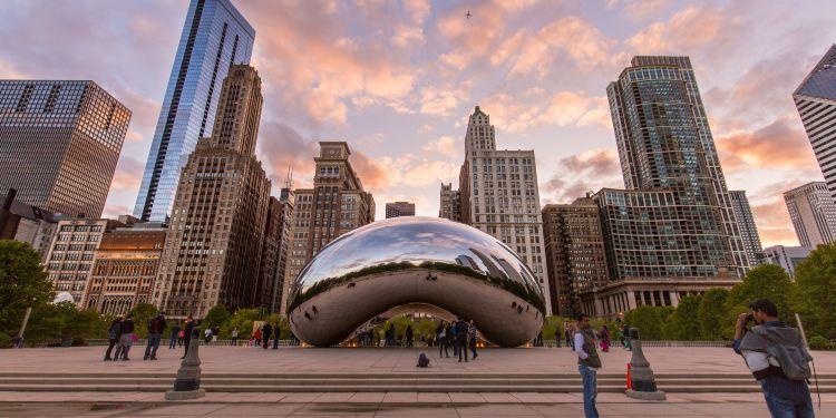 芝加哥图片