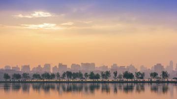 杭州-西湖-白堤
