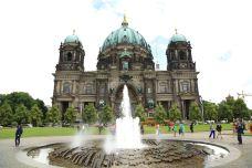 柏林大教堂-柏林-克克克里斯