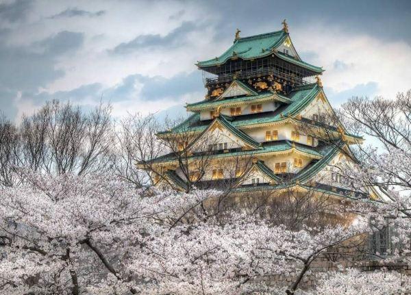 日本旅游地�_日本大阪必去景点