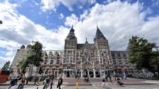 阿姆斯特丹中央火车站