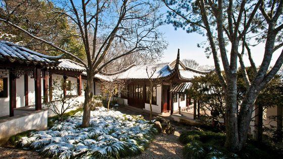 蘇州拙政園+寒山寺+周莊一日遊(上海出發)