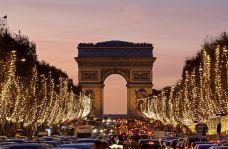 香榭丽舍大街-巴黎-doris圈圈