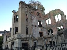原爆圆顶屋-广岛-克克克里斯