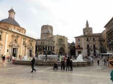 瓦伦西亚圣女广场-瓦伦西亚-炎灳