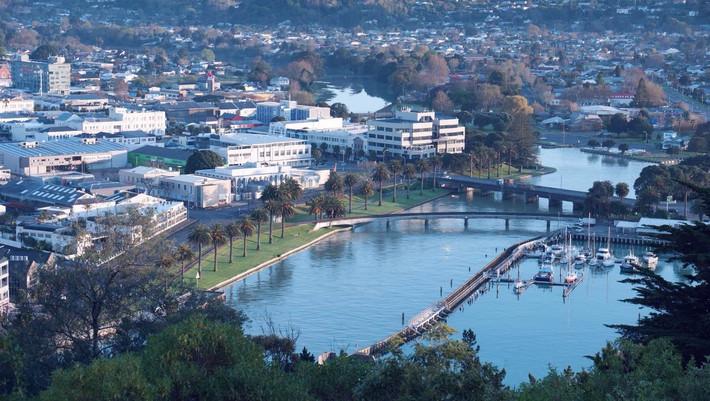 大洋洲 新西兰 吉斯伯恩大区 吉斯伯恩市 - 西部落叶 - 《西部落叶》· 余文博客